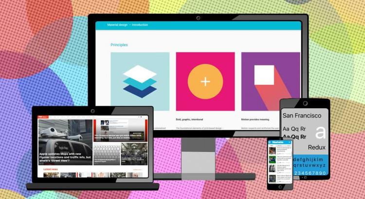 Web Design Trends 2016